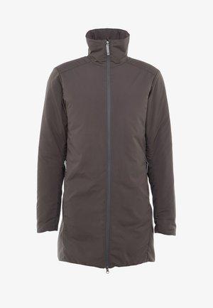 ADD IN JACKET - Zimní kabát - baremark green