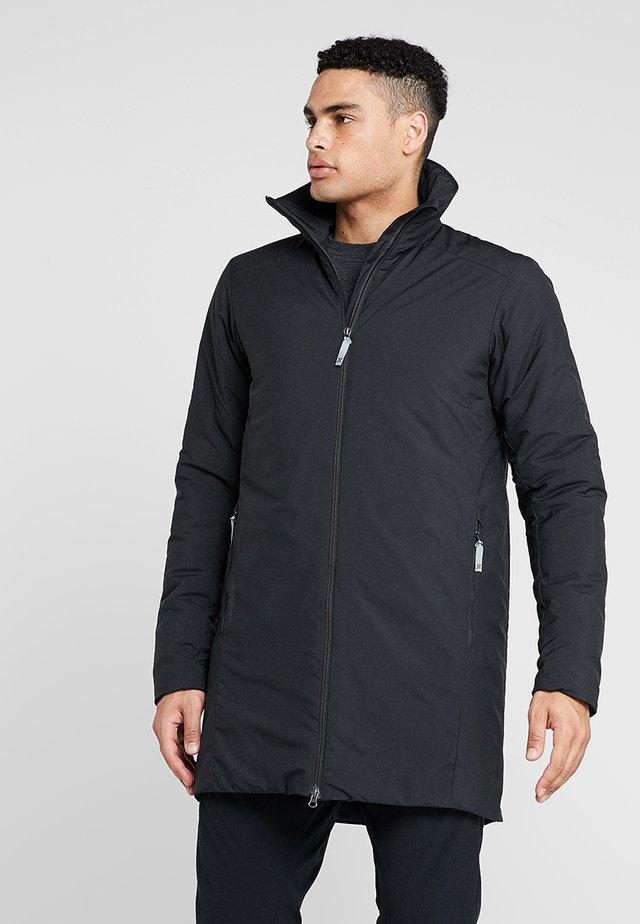 ADD IN JACKET - Cappotto invernale - true black