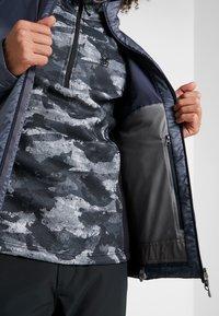 Houdini - UP JACKET - Snowboard jacket - spokes blue - 5