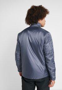 Houdini - UP JACKET - Snowboard jacket - spokes blue - 2