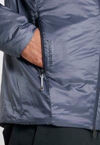 Houdini - UP JACKET - Snowboard jacket - spokes blue - 7
