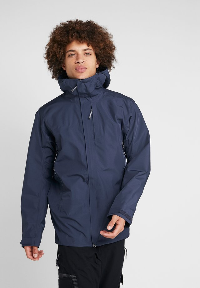 JACKET - Snowboardová bunda - bucket blue