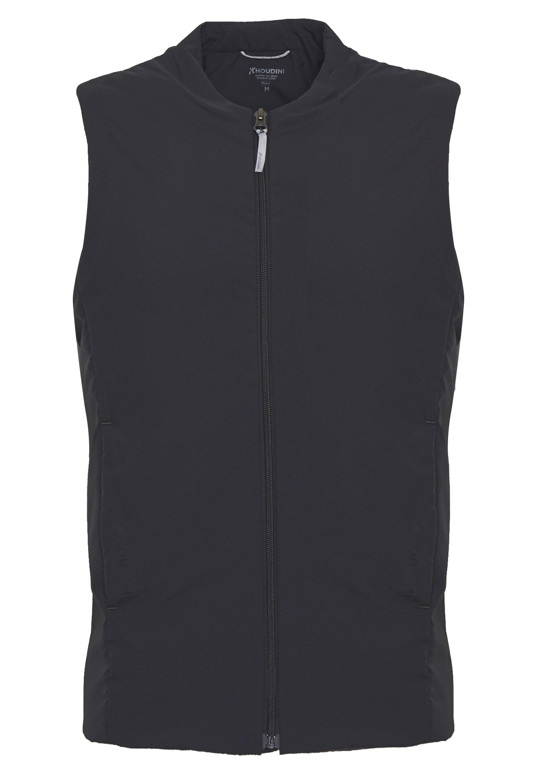 Houdini Venture Vest - Waistcoat True Black UK