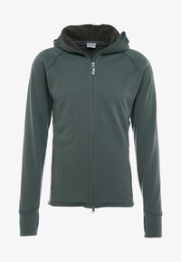 Houdini - POWER HOUDI - Fleece jacket - deeper green - 5