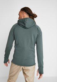 Houdini - POWER HOUDI - Fleece jacket - deeper green - 2