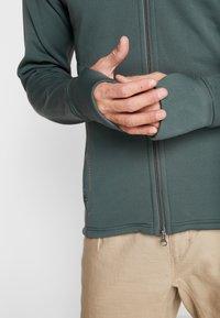 Houdini - POWER HOUDI - Fleece jacket - deeper green - 6