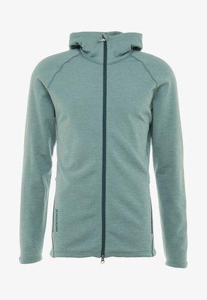 OUTRIGHT HOUDI - Fleece jacket - light storm green