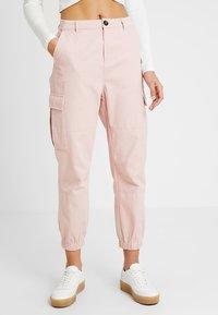 Honey Punch - CARGO - Stoffhose - pink - 0