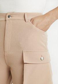 Honey Punch - CARGO TROUSERS - Kalhoty - tan - 5