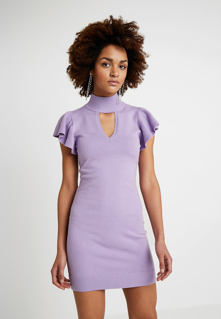 Honey Punch - BODYCON DRESS - Vestido de tubo - lavender