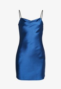 Honey Punch - STRAP DRESS - Cocktailkleid/festliches Kleid - navy - 4