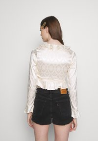 Honey Punch - RUFFLE - Blouse - cream - 2