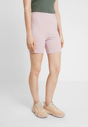 PONTE BIKER - Shorts - lavender