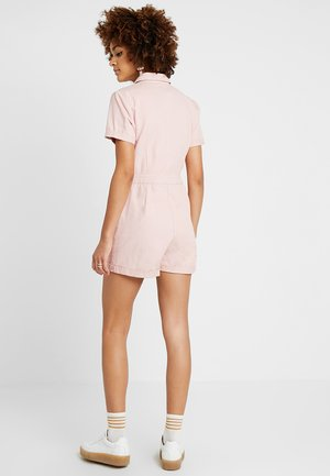 UTILITY ROMPER - Overall / Jumpsuit - pink