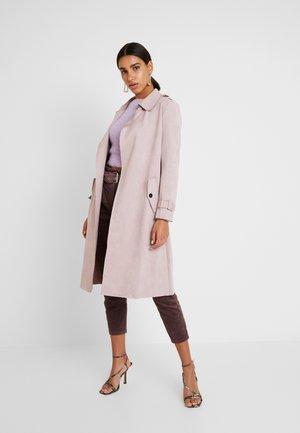 COLLARED - Wollmantel/klassischer Mantel - lilac