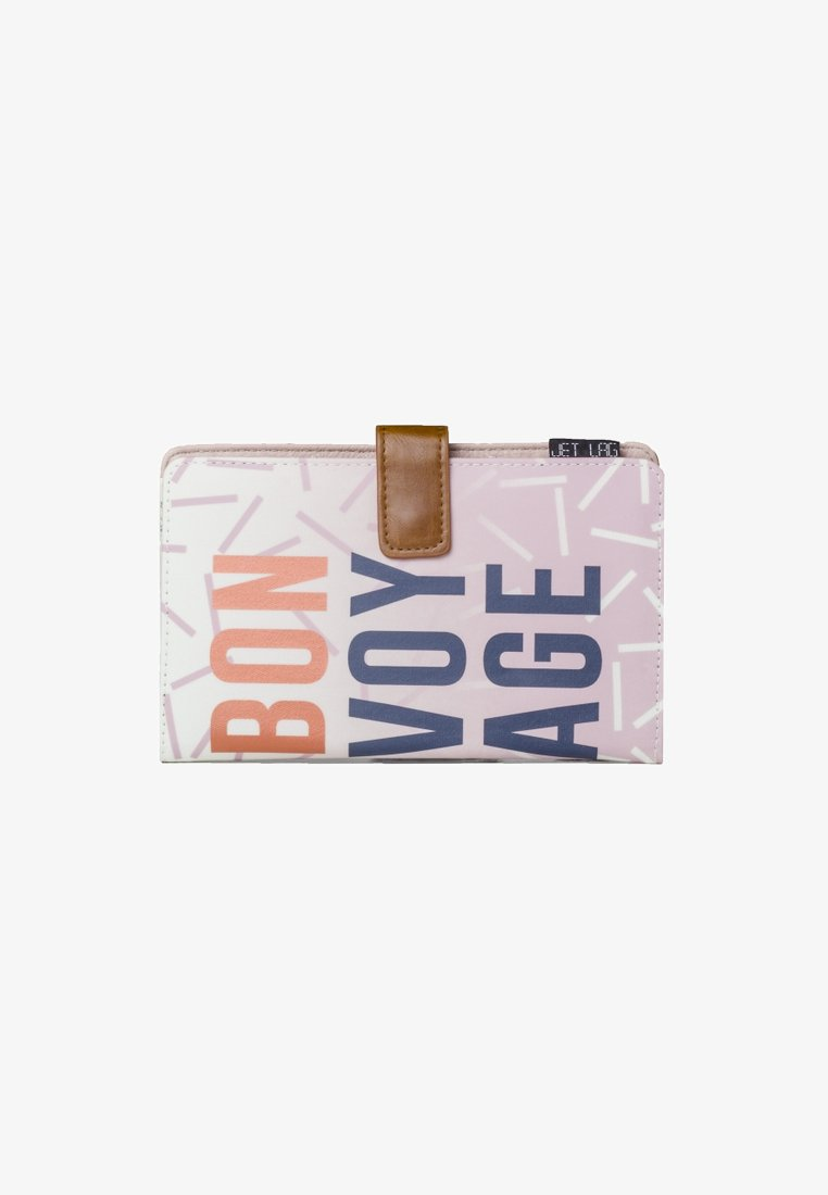 House of Disaster - Wallet - pink