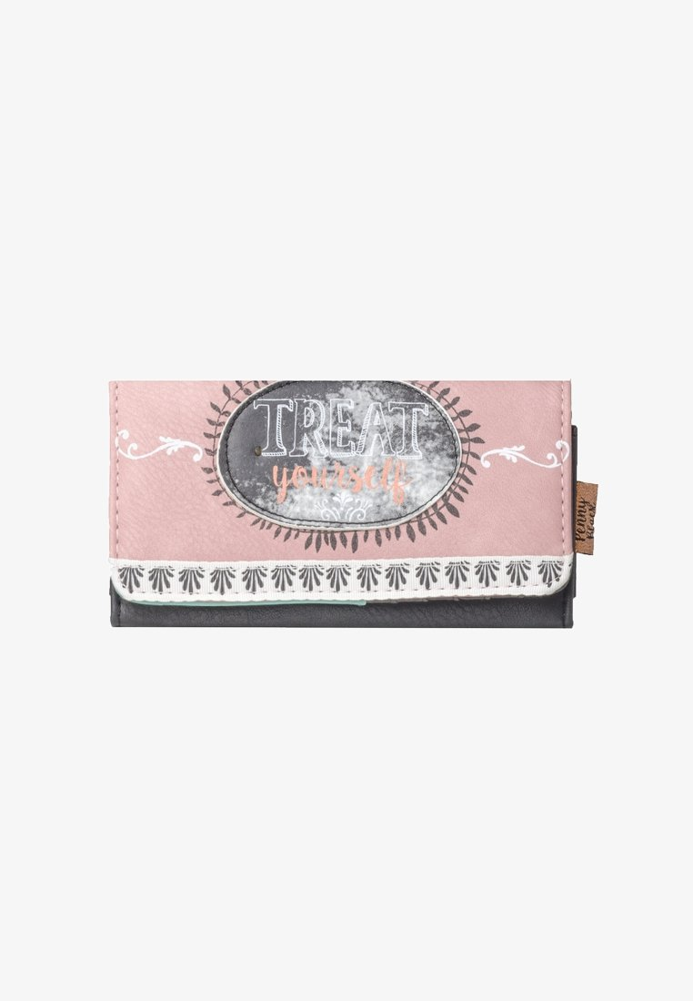 House of Disaster - PENNY   - Wallet - pink