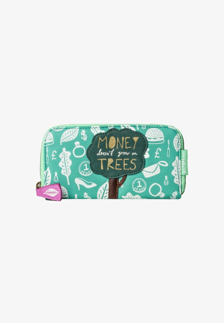 House of Disaster - DAYDREAM - Wallet - green