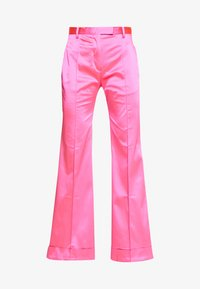 House of Holland - FLARED TAILORED TROUSER - Kalhoty - pink - 3