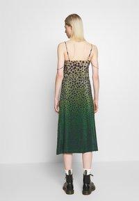 House of Holland - CHEETAH DRESS - Denní šaty - brown multi - 2