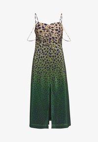 House of Holland - CHEETAH DRESS - Denní šaty - brown multi - 3