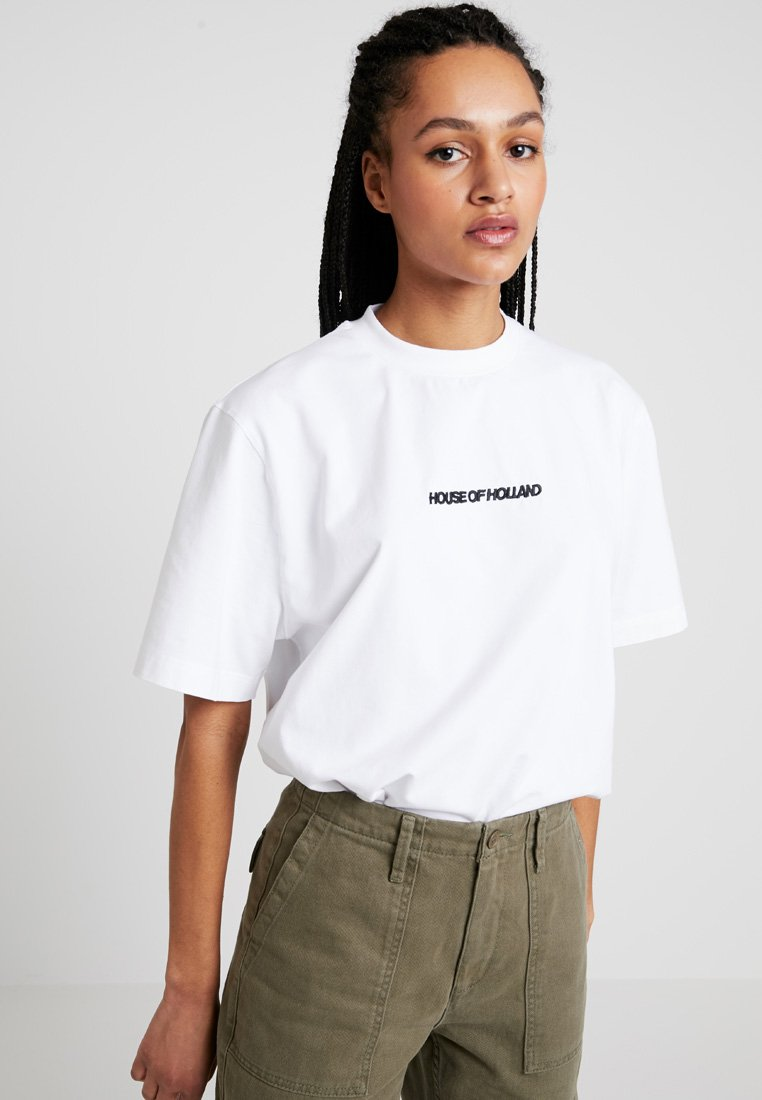 House of Holland - T-Shirt print - white