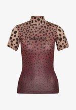 MUTED CHEETAH  - T-Shirt print - brown