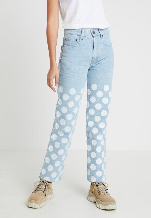SPOT BOYFRIEND - Jeans Relaxed Fit - light blue