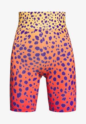 VIVID CHEETAH CYCLING - Short - orange multi