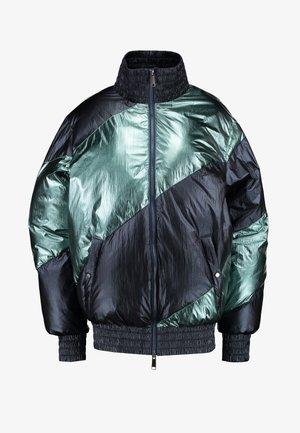 MUTED OVERSIZED PUFFER COAT - Zimní kabát - blue/navy