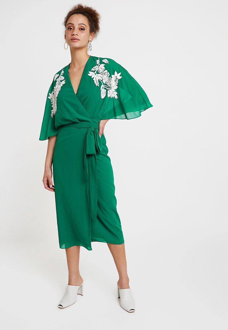 Hope & Ivy - Maxi dress - green