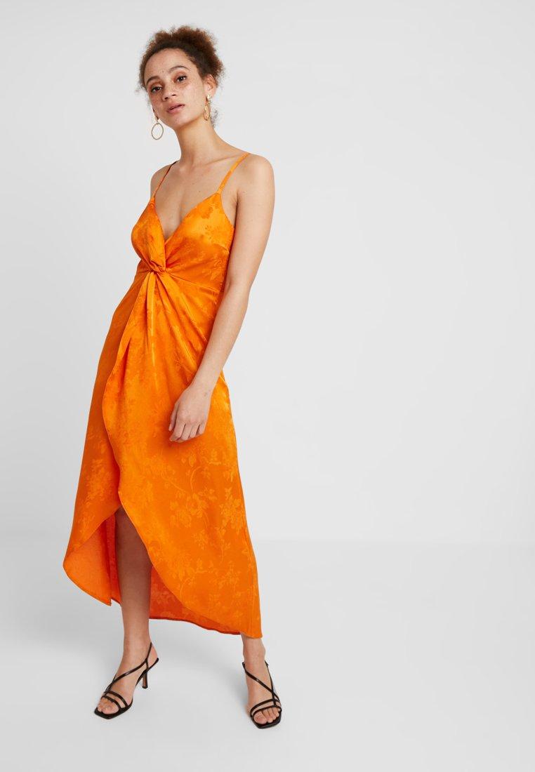 Hope & Ivy - Maxi dress - orange