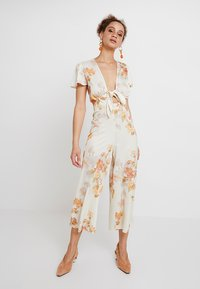Hope & Ivy - Jumpsuit - white/red - 0