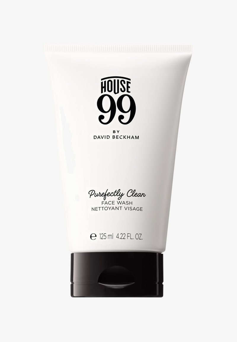 HOUSE 99 by David Beckham - FACE WASH PUREFECTLY CLEAN 125ML - Ansigtsrens - -