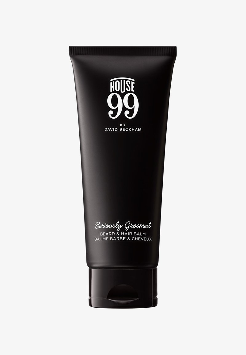 HOUSE 99 by David Beckham - BEARD & HAIR BALM SERIOUSLY GROOMED 75ML - Beard oil - -