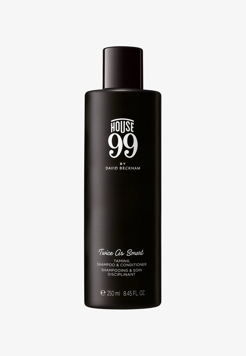 HOUSE 99 by David Beckham - SHAMPOO & CONDITIONER TWICE AS SMART 250ML - Shampoo - -