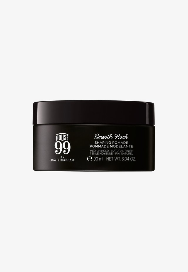 SHAPING POMADE SMOOTH BACK 90ML - Stylingprodukter - -