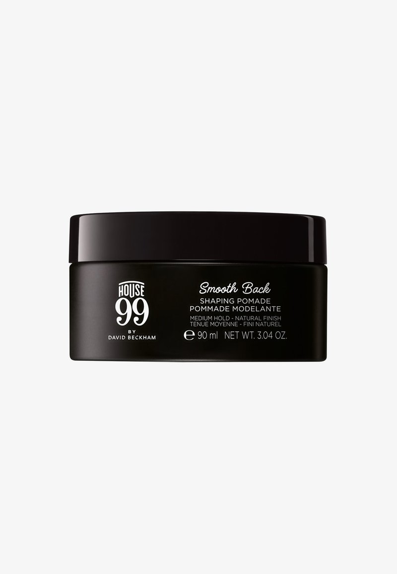 HOUSE 99 by David Beckham - SHAPING POMADE SMOOTH BACK 90ML - Produit coiffant - -