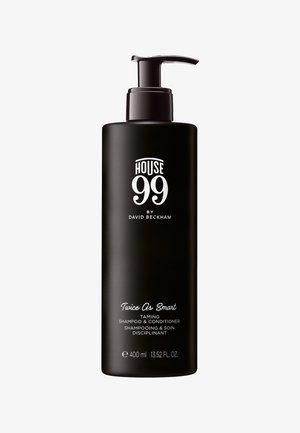 PROMOSIZE H99 2 IN 1 SHAMPOO JUMBO P/B400ML - Shampoo - -