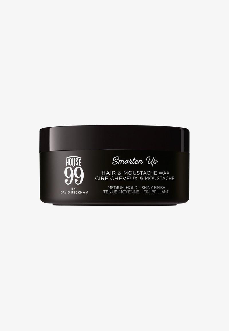 HOUSE 99 by David Beckham - SMARTEN UP HAARWAX 75ML - Hair styling - -
