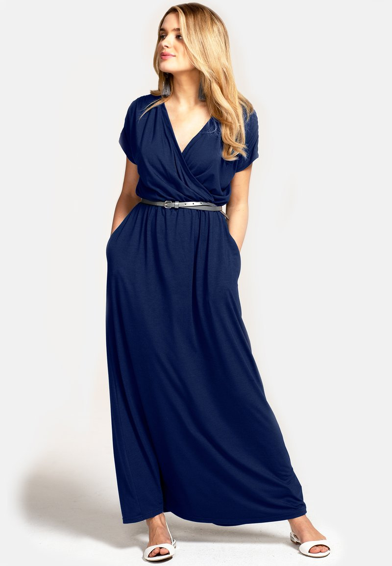 HotSquash - Maxiklänning - dark blue