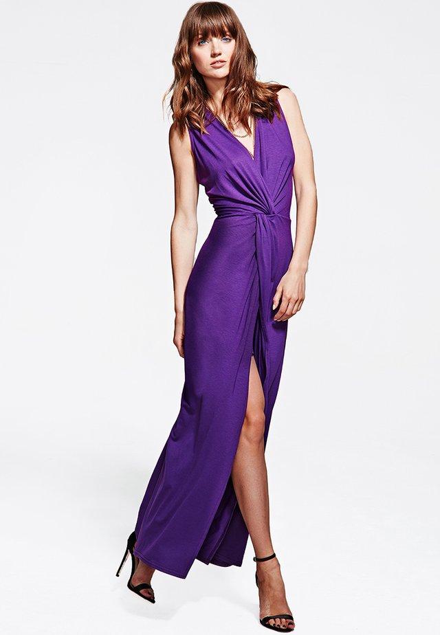 THE CATWALK  - Vestido largo - purple