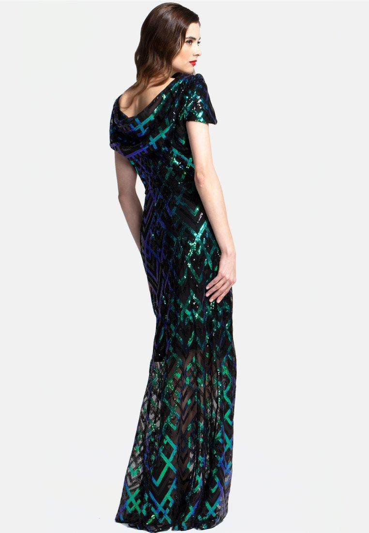 Hotsquash Festklänning - Green
