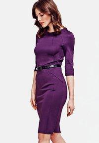 HotSquash - THE PIMLICO - Iltapuku - dark purple - 0