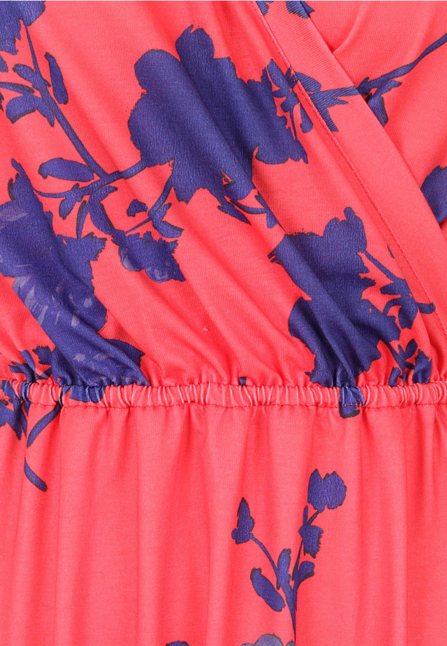 HotSquash Długa sukienka - blue