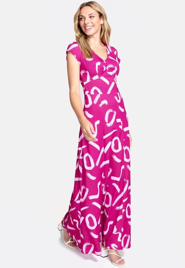 GEMMA  - Maxi-jurk - pink