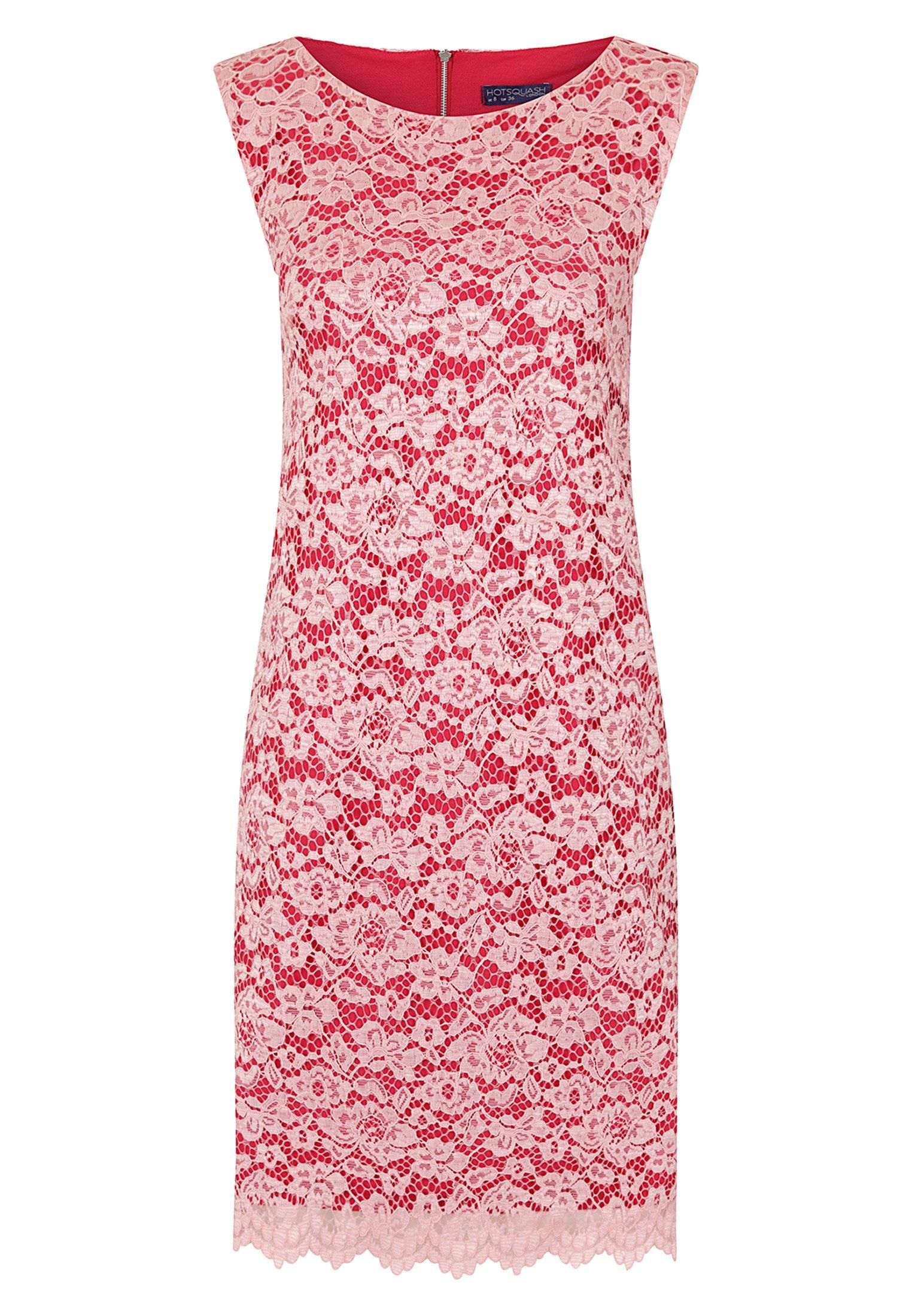 HotSquash Sukienka letnia - coral