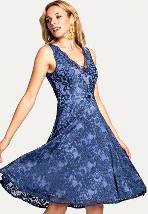 Sukienka koktajlowa - pastel blue/navy