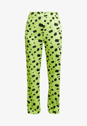 OLIVIA PANTS - Pantaloni - lime green