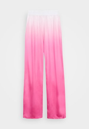 RILEY PANTS - Kalhoty - pink